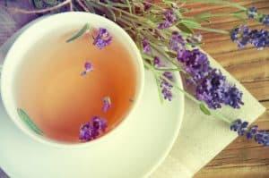 Lavendel in der Küche